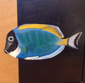 Blue Fish $200
