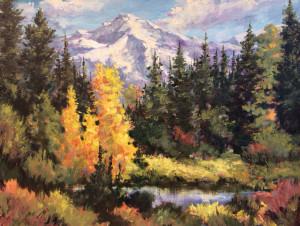 Aspen Reserve 36x48 $5600