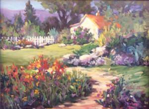 Cottage Garden 18x240 $2400