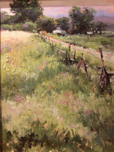 Old Fence 18x24 $2400