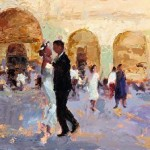 Wedding Dance 12x16